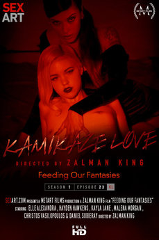 Kamikaze Love - Feeding Our Fantasies