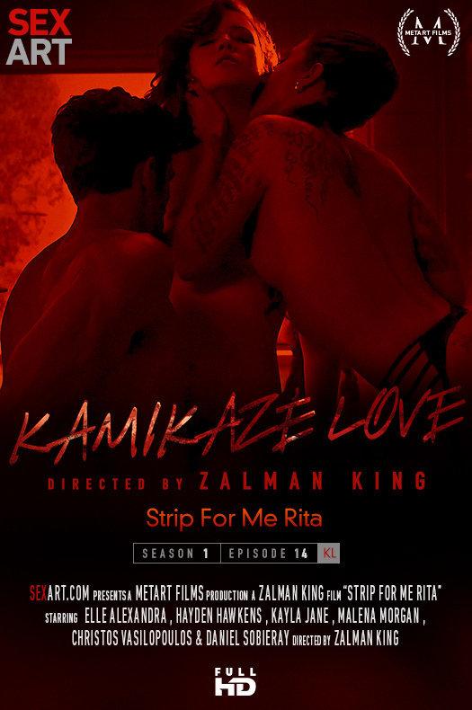 Kamikaze Love - Strip For Me Rita
