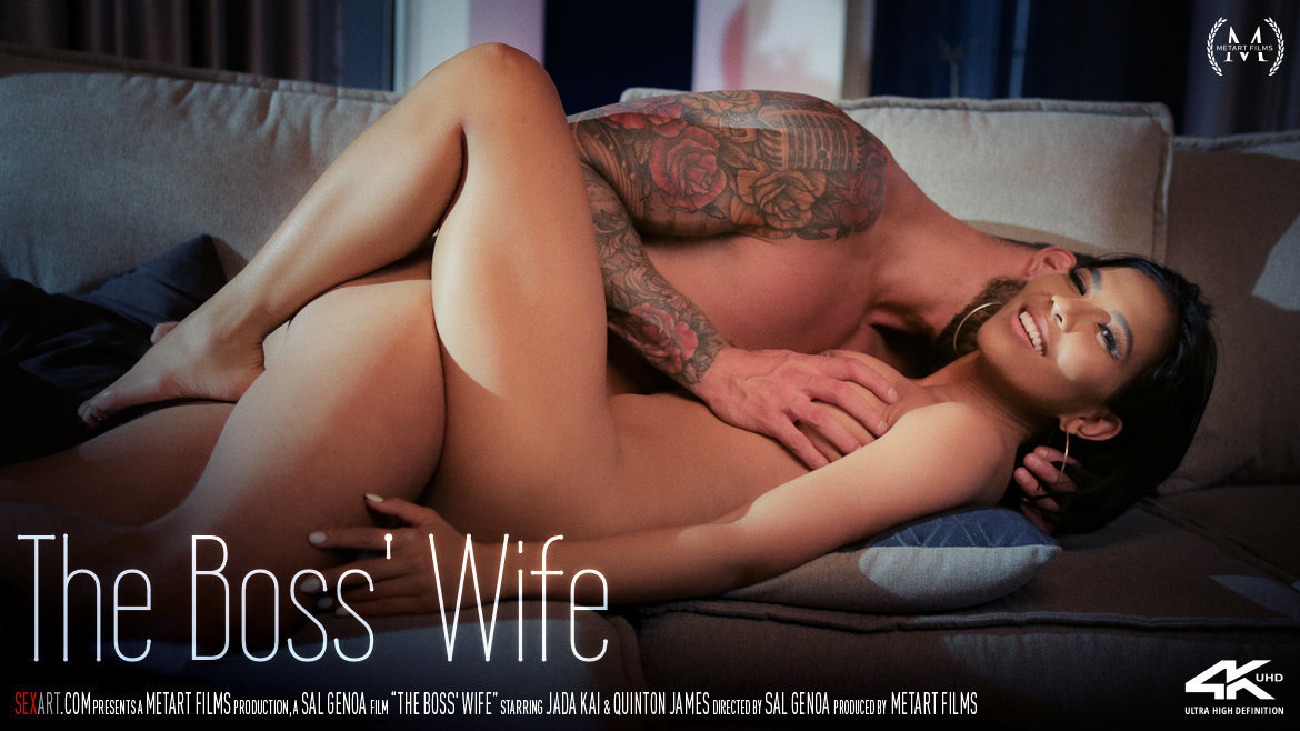 The Boss' Wife – Jada Kai