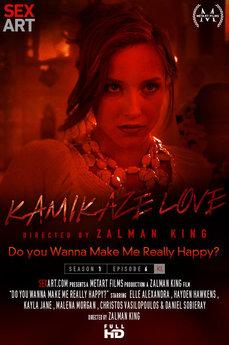 Kamikaze Love - Do you Wanna Make Me Really Happy?