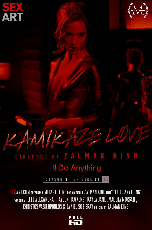 Kamikaze Love - I'll Do Anything