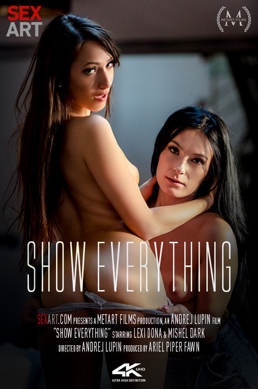 Show Everything featuring Mishel Dark,Lexi Dona by Andrej Lupin