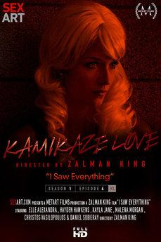 Kamikaze Love - I Saw Everything
