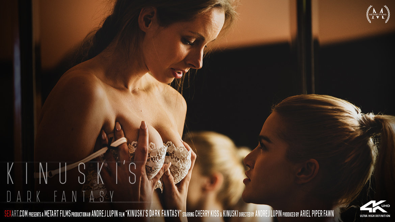 SexArt – Kinuski's Dark Fantasy – Kinuski, Cherry Kiss