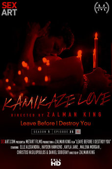 Kamikaze Love - Leave Before I Destroy You