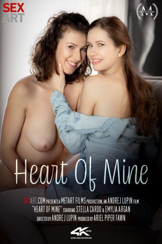 Heart Of Mine featuring Emylia Argan,Stella Cardo by Andrej Lupin