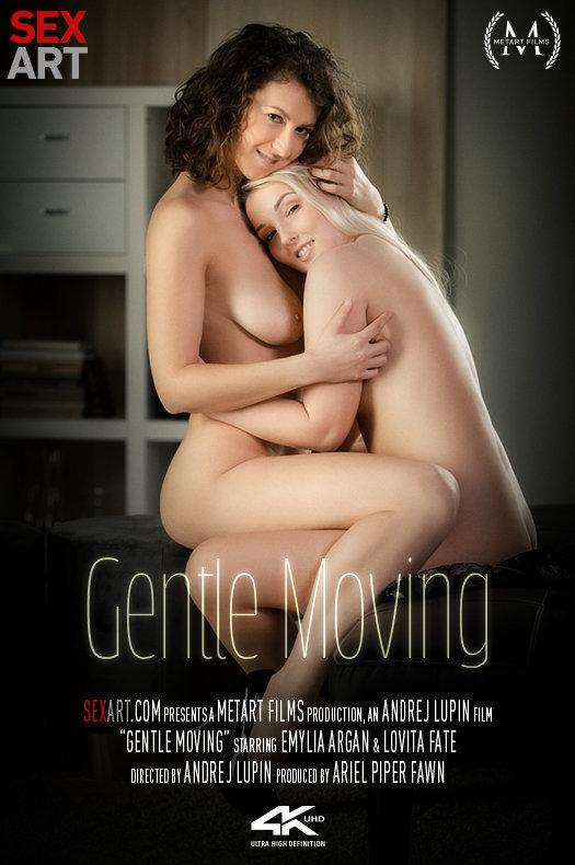Gentle Moving featuring Lovita Fate,Emylia Argan by Andrej Lupin