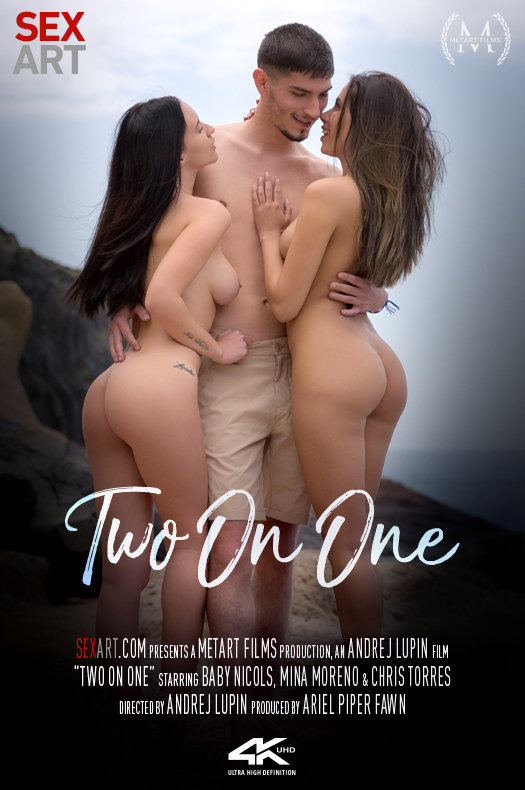 Two On One featuring Baby Nicols,Chris Torres,Mina Moreno by Andrej Lupin