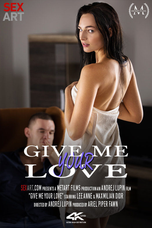 Give Me Your Love featuring Lee Anne,Maxmilian Dior by Andrej Lupin