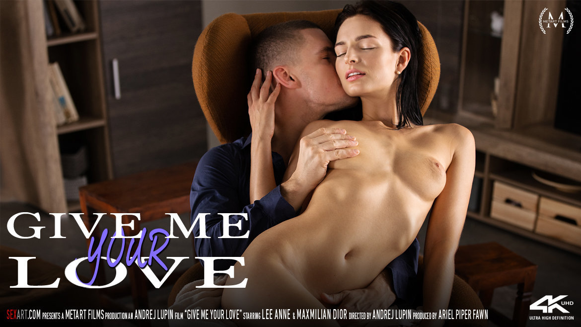 SexArt – Give Me Your Love – Lee Anne