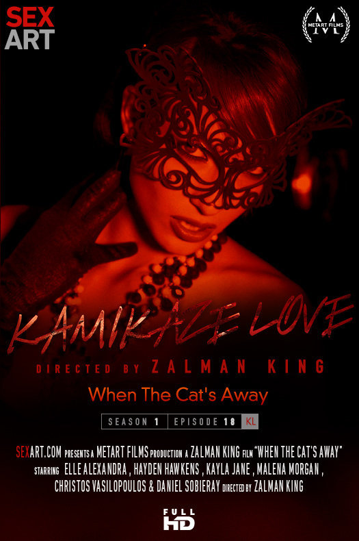 Kamikaze Love - When The Cat's Away