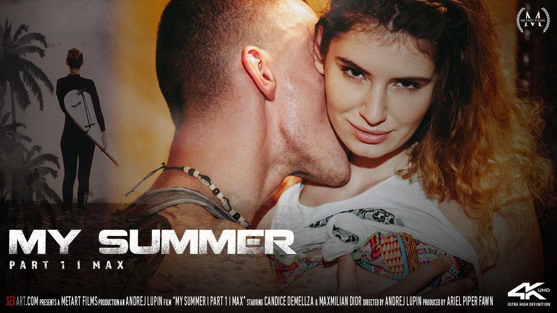 SexArt – My Summer Part 1 – Max – Emylia Argan, Anya Krey, Alexis Crystal, Lilu Moon, Candice Demellza