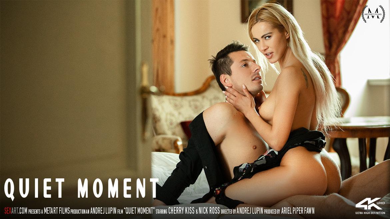 SexArt – Quiet Moment – Cherry Kiss