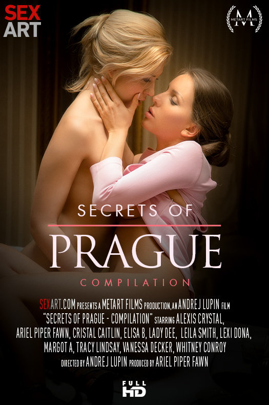 Secrets Of Prague Compilation