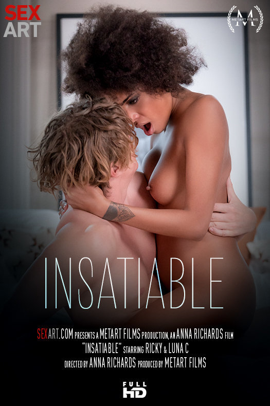 Insatiable featuring Luna C,Ricky by Anna Richards