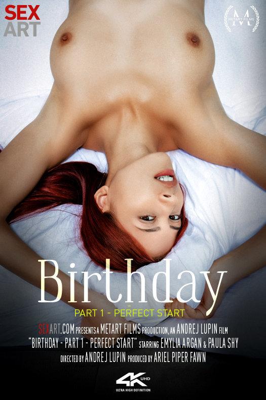 Birthday Part 1 - Perfect Start featuring Paula Shy,Emylia Argan by Andrej Lupin