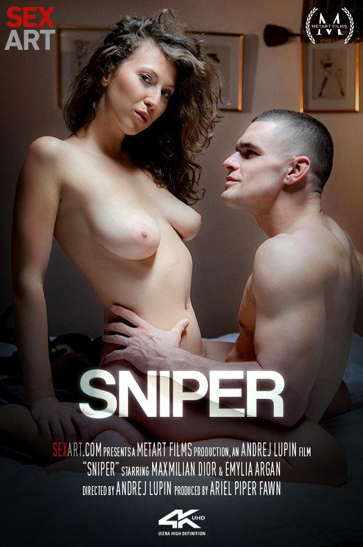 Sniper featuring Emylia Argan,Maxmilian Dior by Andrej Lupin