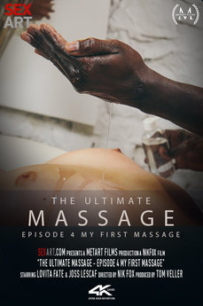 The Ultimate Massage Episode 4 - My First Massage