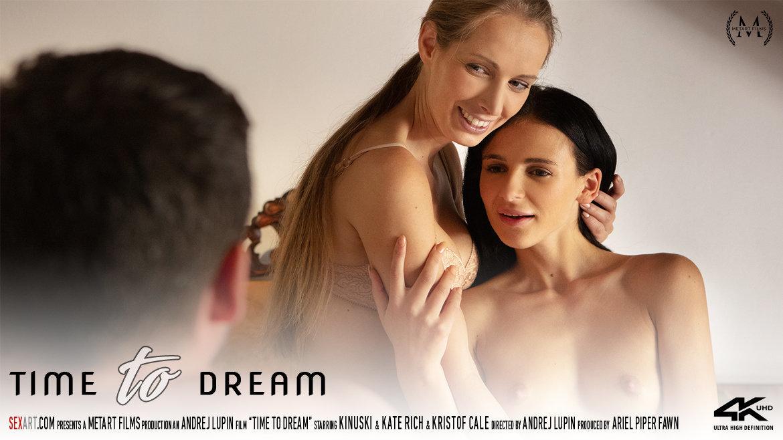SexArt – Time to Dream – Kate Rich, Kinuski