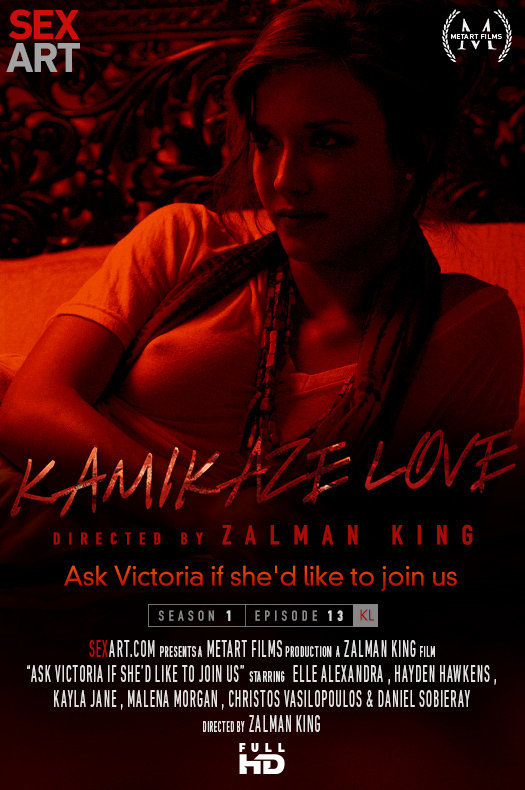 Kamikaze Love - Ask Victoria if she'd like to join us