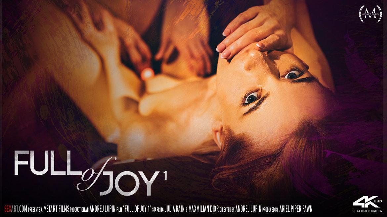 SexArt – Full Of Joy Episode 1 – Julia Rain