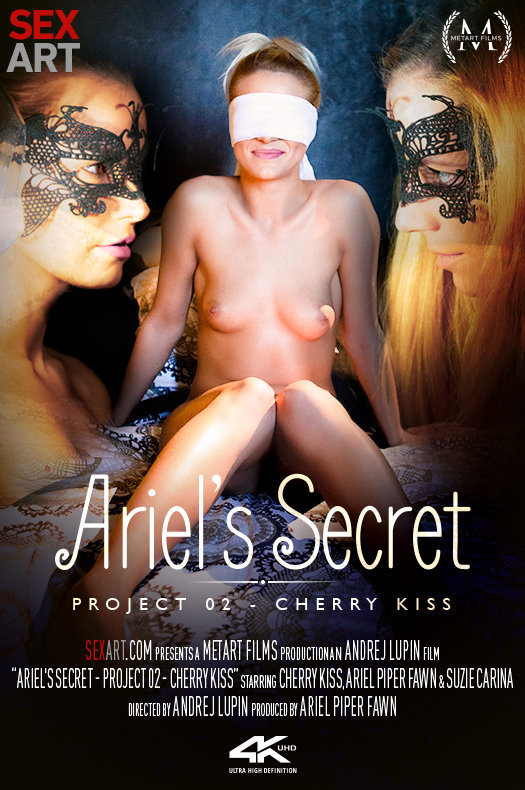 Ariel's Secret - Project 2 Cherry Kiss