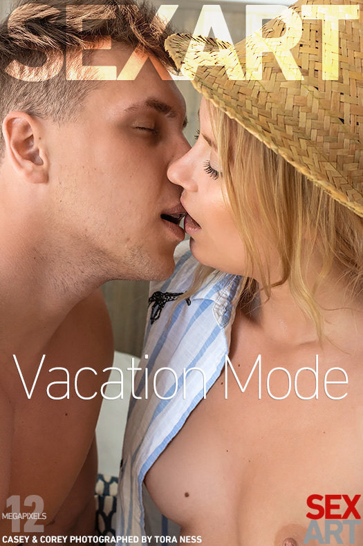 Vacation Mode featuring Corey,Casey by Tora Ness
