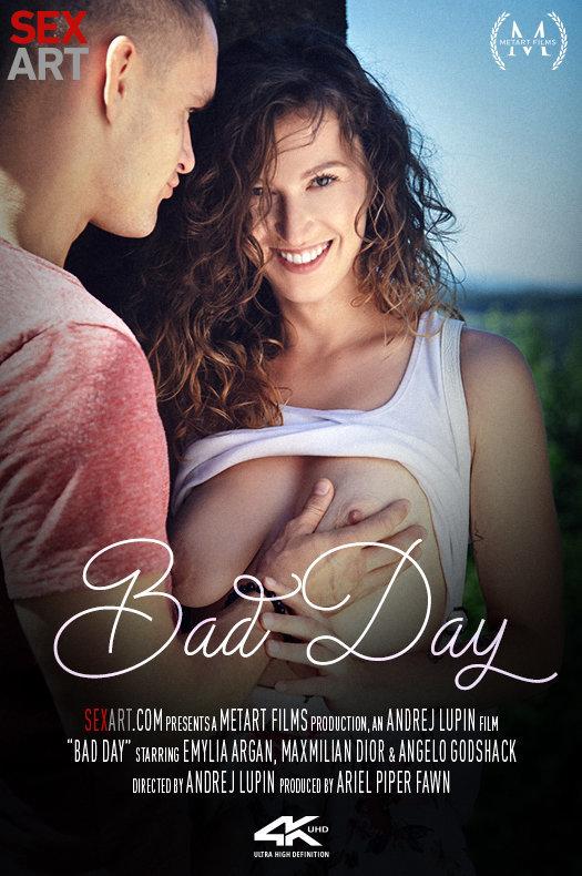 Bad Day featuring Emylia Argan,Maxmilian Dior,Angelo Godshack by Andrej Lupin