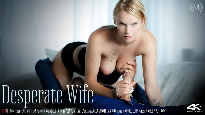 Desperate Wife – Ariela