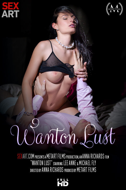 Wanton Lust featuring Lee Anne,Michael Fly by Anna Richards