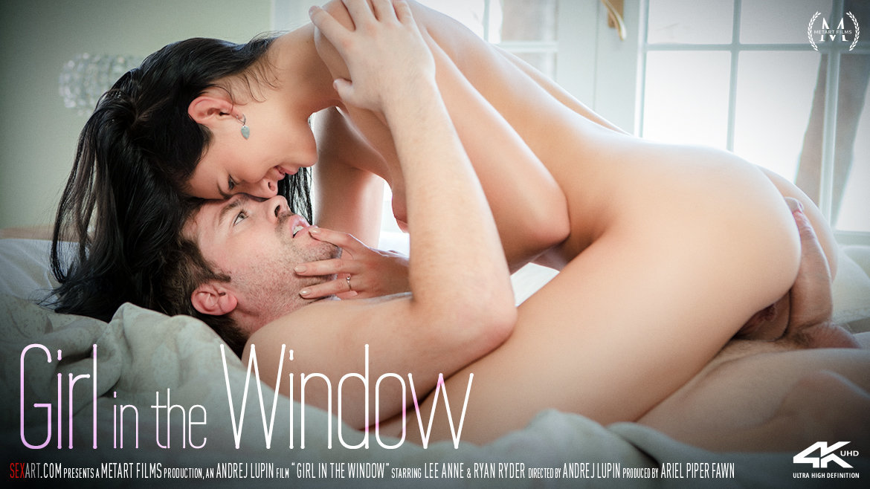 SexArt – Girl In The Window – Lee Anne