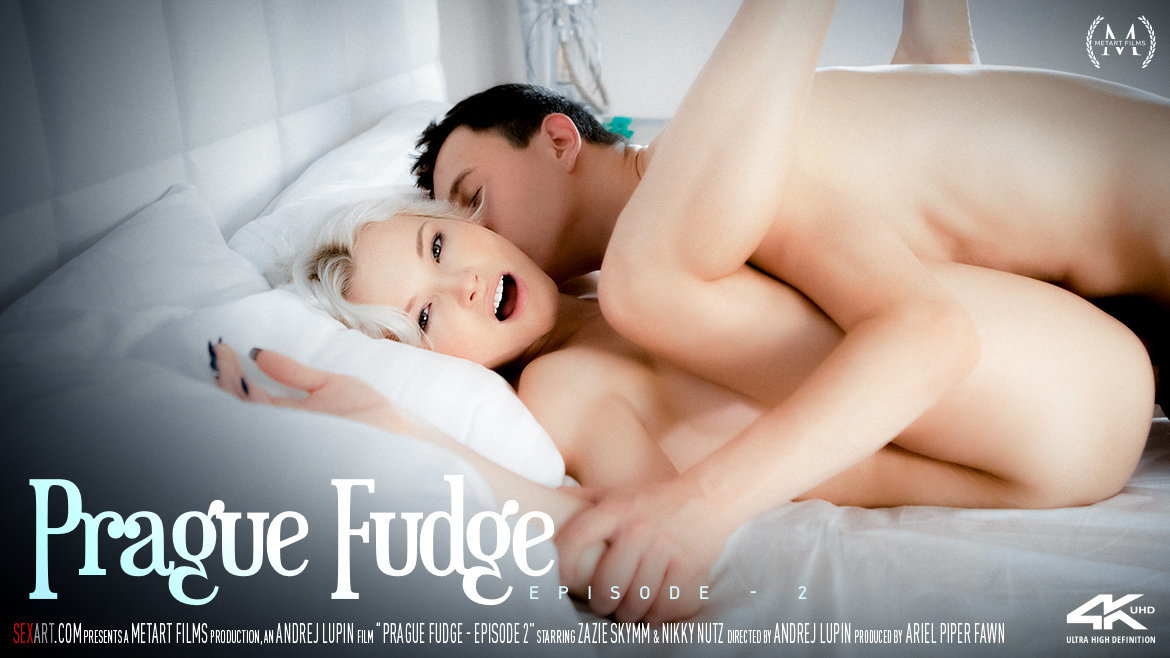 SexArt – Prague Fudge Episode 2 – Ivy Rein, Frida Sante, Zazie Skymm