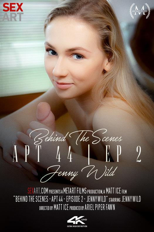 Behind The Scenes: APT 44 - Jenny Wild