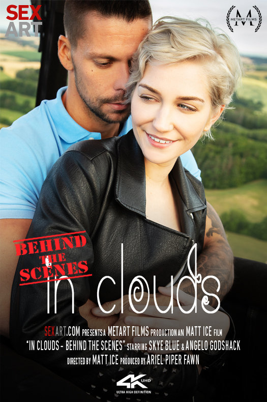 Behind The Scenes: In Clouds