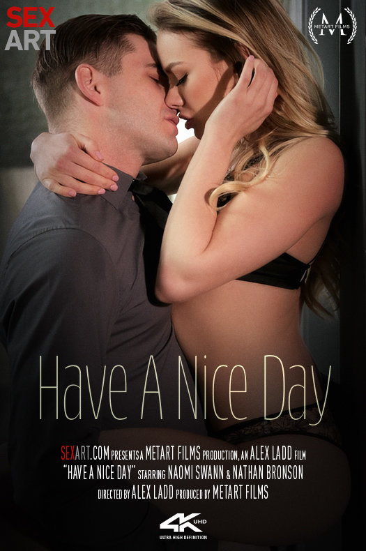 Have A Nice Day featuring Nathan Bronson,Naomi Swann by Alex Ladd