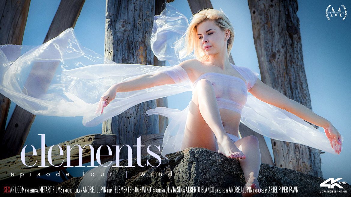 SexArt – Elements Episode 4 – Wind – Olivia Sin