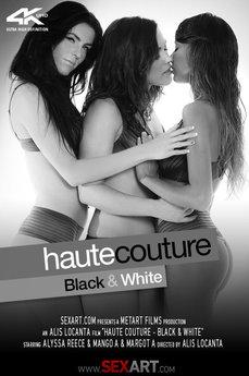 Haute Couture - Black & White