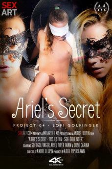 Ariel's Secret - Project 4 Sofi Golfinger