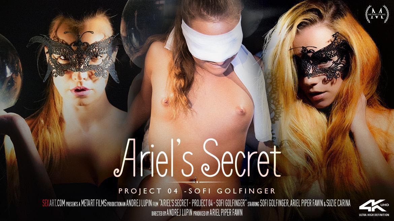 SexArt – Ariel's Secret – Project 4 Sofi Golfinger – Suzie Carina, Sofi Golfinger, Ariel Piper Fawn