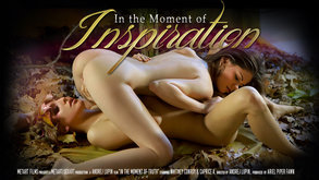 SexArt In The Moment of Inspiration Caprice A & Whitney Conroy
