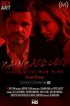 Kamikaze Love - Hotel Dates