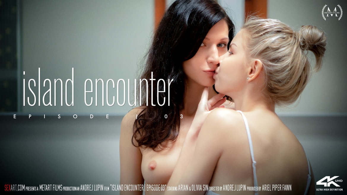 SexArt – Island Encounter Episode 3 – Olivia Sin, Arian