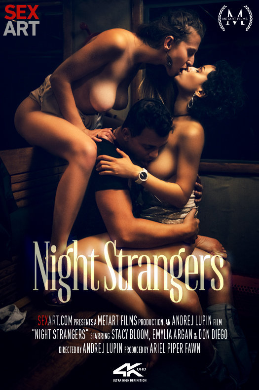 Night Strangers featuring Stacy Bloom,Emylia Argan,Don Diego by Andrej Lupin