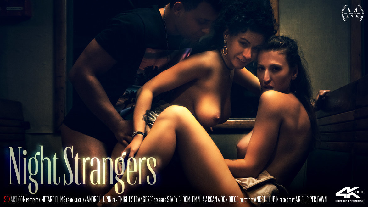 SexArt – Night Strangers – Stacy Bloom, Emylia Argan