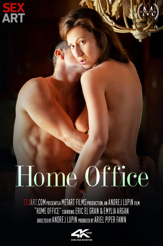 Home Office featuring Eric El Gran,Emylia Argan by Andrej Lupin