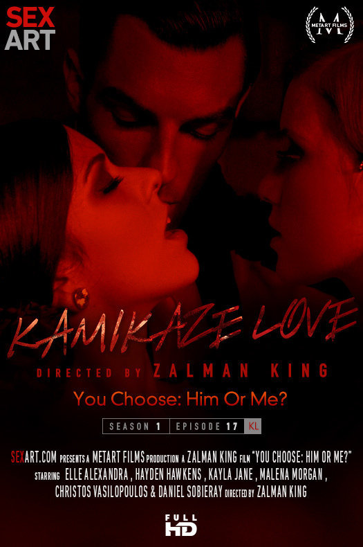 Kamikaze Love - You Choose: Him Or Me?