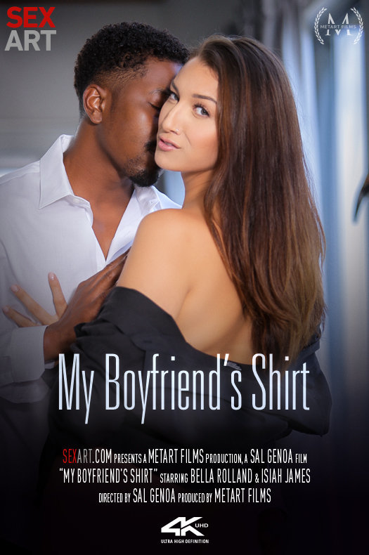 My Boyfriend's Shirt featuring Isiah James,Bella Rolland by Sal Genoa
