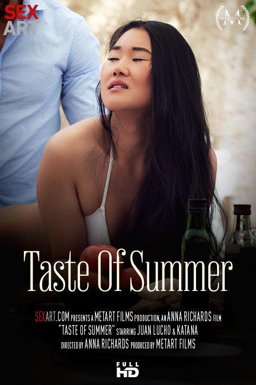 Taste Of Summer featuring Juan Lucho,Katana by Anna Richards