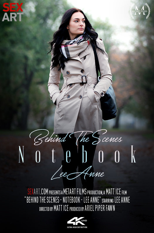 Behind The Scenes: Notebook - Lee Anne featuring Lee Anne by Matt Ice