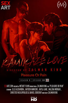 Kamikaze Love - Pleasure Or Pain